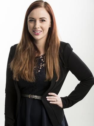 The Sunday Times journalist Kristy Symonds