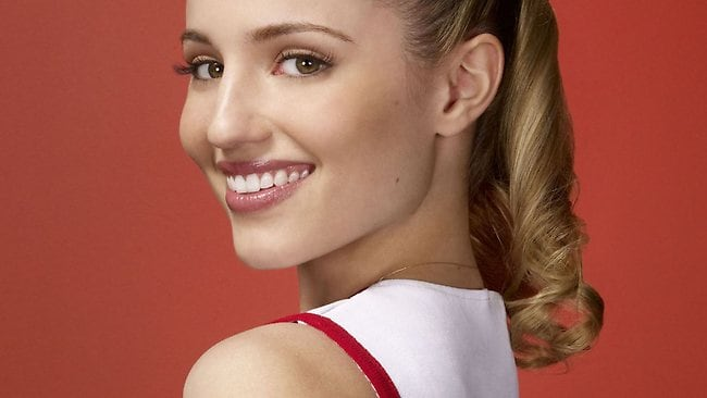 Dianna Agron stars as Quinn Fabray in an episode of Glee that features plenty of disco. Picture: Supplied