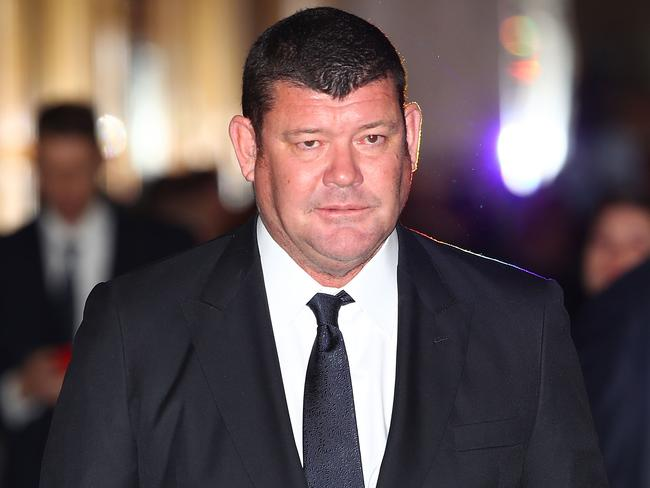 Caption: Australian billionaire James Packer is among those named in the case. Picture: Scott Barbour/Getty Images