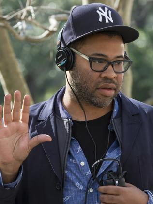 Jordan Peele scored a Best Director nod for the terrifying Get Out. Picture: Justin Lubin/Universal Pictures via AP