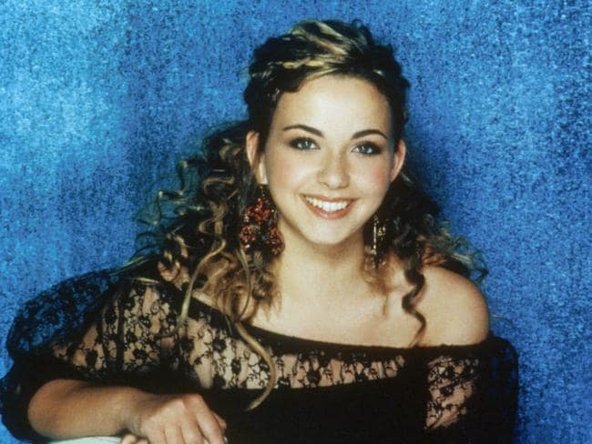 Child star ... Singer Charlotte Church says she's always understood her career isn't everything.