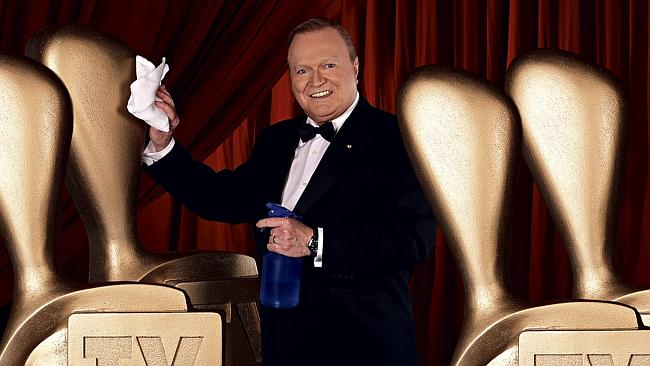 Bert Newton - The Logies