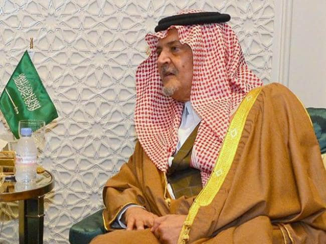Warning over Yemen ... Saudi Foreign Minister Prince Saud Al-Faisal. Picture: AFP PHOTO / HO / SPA