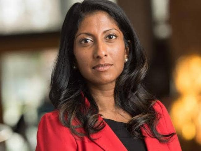 Dr Jess Nithianantharajah, said the biggest problem with binge watching is the lack of diversity. Picture: Supplied.