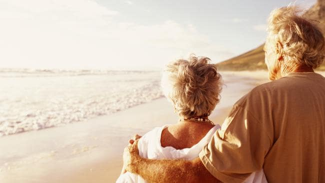 The financial outlook is much brighter for older Australians. Picture: Thinkstock