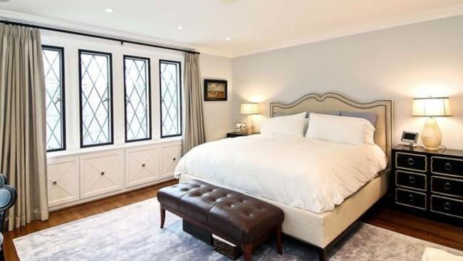 The Master bedroom. Obama s new house in Washington DC  Photos
