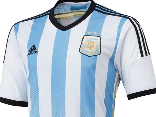 Argentina will still be using this jersey at the World Cup in 300 years.