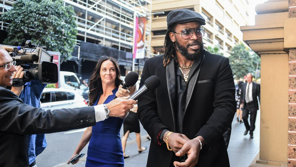 Chris gayle vs fairfax media defamation case 2017 perth now for Case in stile west indie