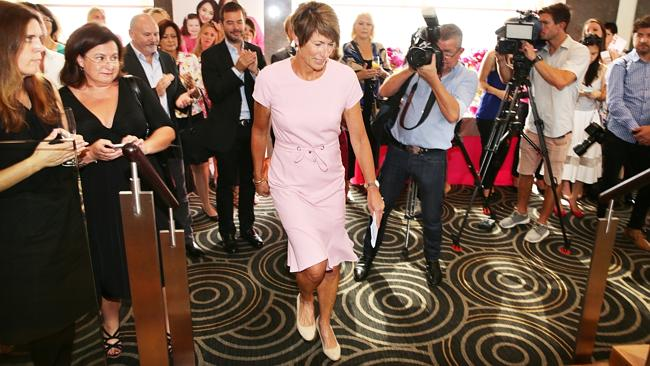 Margie Abbott. socials - Pink Hope - The Lucky One book launch at Altitude Restaurant, Shangri La Hotel, The Rocks.