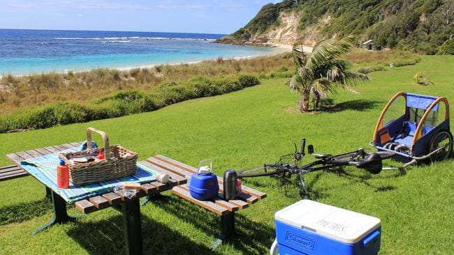 Could there be a better spot for a family picnic? Picture: Stephanie Williams.