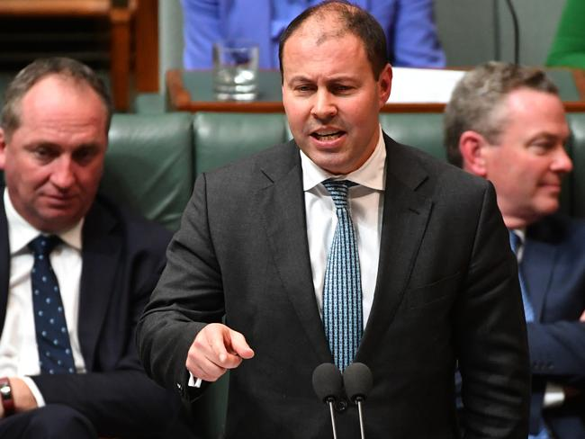 Minister for the Environment and Energy Josh Frydenberg. Picture: AAP