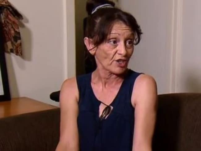 Maria has admitted to smoking ice with her daughter.