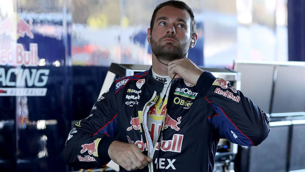 Series leader Shane van Gisbergen remains fully focused on the job at hand.