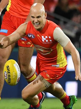 Gary Ablett will make his International Rules debut.