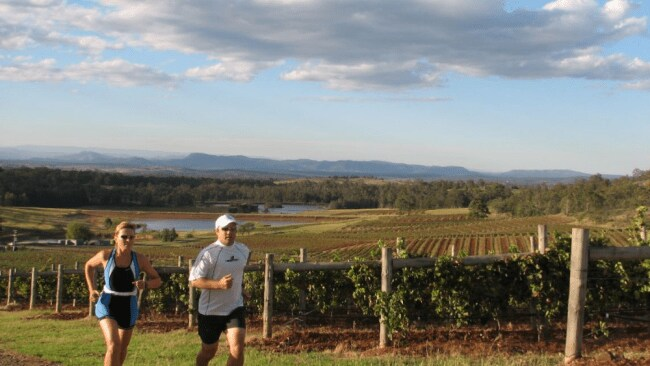 Photo: The WInery Running Festival