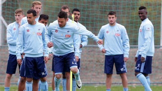 Sydney FC will be without Marc Janko, Alex Brosque and Shane Smeltz for the FFA Cup.
