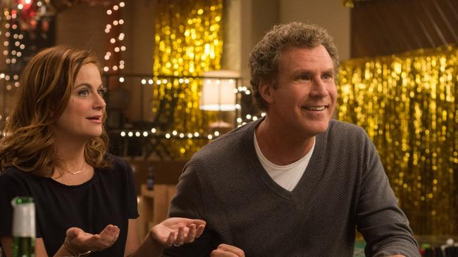 Will Ferrell and Amy Poehler in a scene from the film. The House. Roadshow/Warner Bros Pictures.