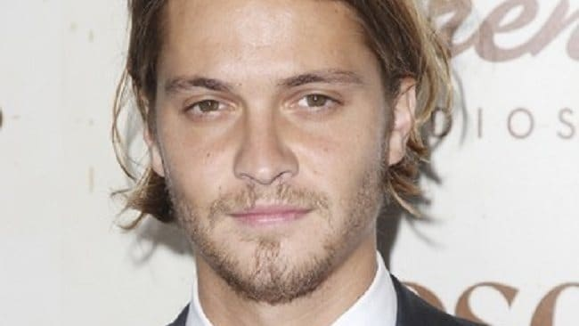 Luke Grimes has joined the cast of Fifty Shades of Grey, playing Christian Grey's brother. Elliot. Picture: Getty.