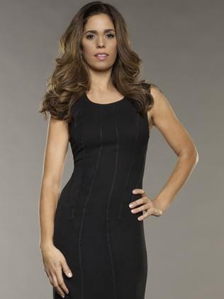 """Star Ana Ortiz says  <i>Devious Maids </i>is """"a guilty pleasure"""", but one making TV history."""