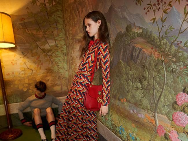 The other ad the ASA didn't like. Picture: Gucci