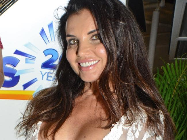 Suzi Taylor was admitted to rehab after collapsing on the set of The Block.