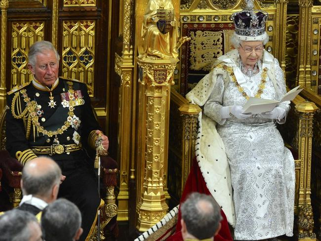 Prince Charles is still waiting as Britain's Queen Elizabeth has made it clear she has no plans to abdicate.
