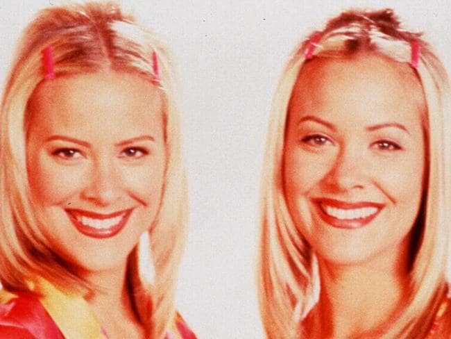 Remember the Sweet Valley High twins?