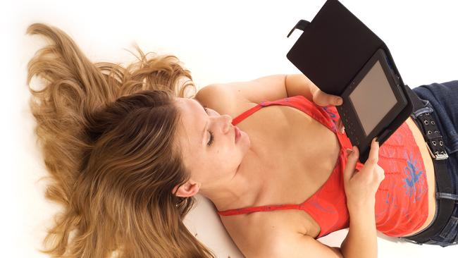 More Australians are buying ebooks online.