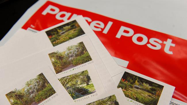 In further grief for the national mail service, consumers have been flooding Australia Post's social media with complaints. Picture: AAP/Joe Castro