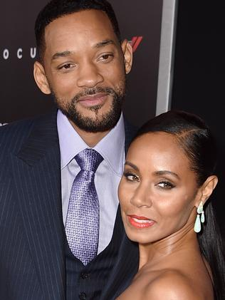 Will Smith and Jada Pinkett Smith are boycotting the Oscars. Picture: Kevin Winter/Getty Images