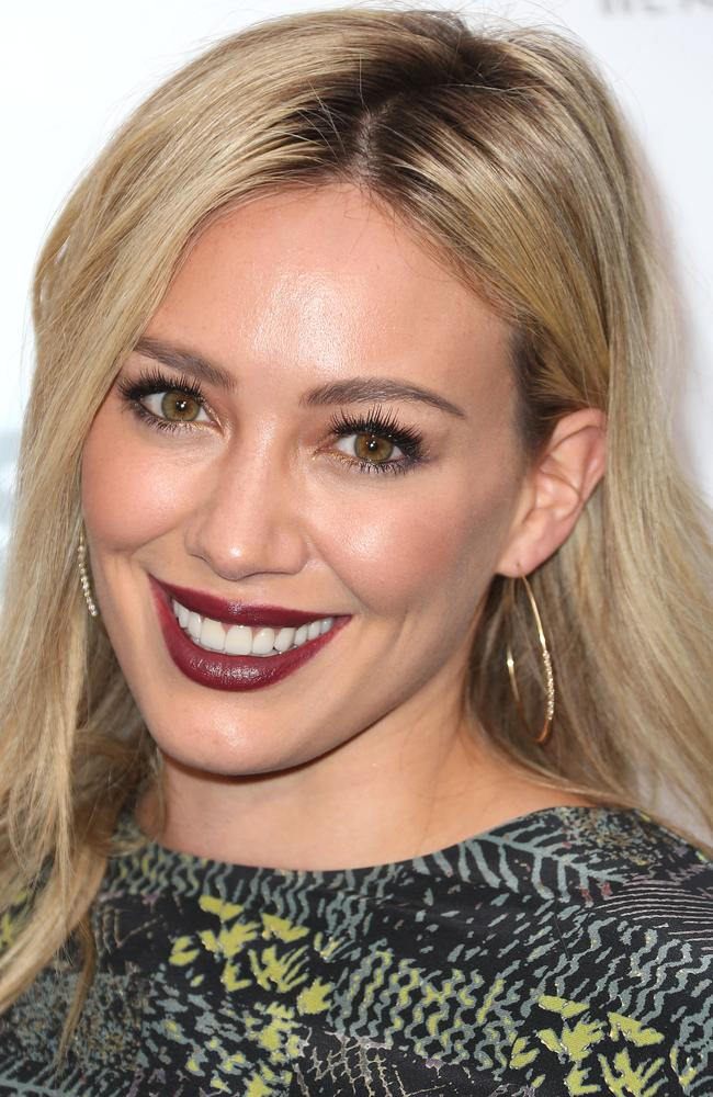 Hilary Duff out and about in Beverly Hills in May, 2014.
