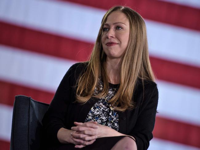 Expedia chairman Barry Diller added one more to his board at Expedia, appointing Chelsea Clinton. Picture: AFP/Brendan Smialowski