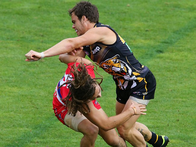 Richmond v Western Bulldogs