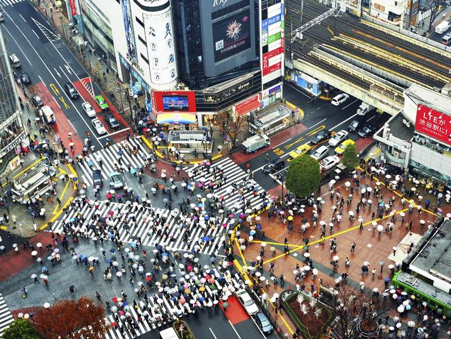 Australia can learn from the experiences of densely-populated countries like Japan. Picture: iStock