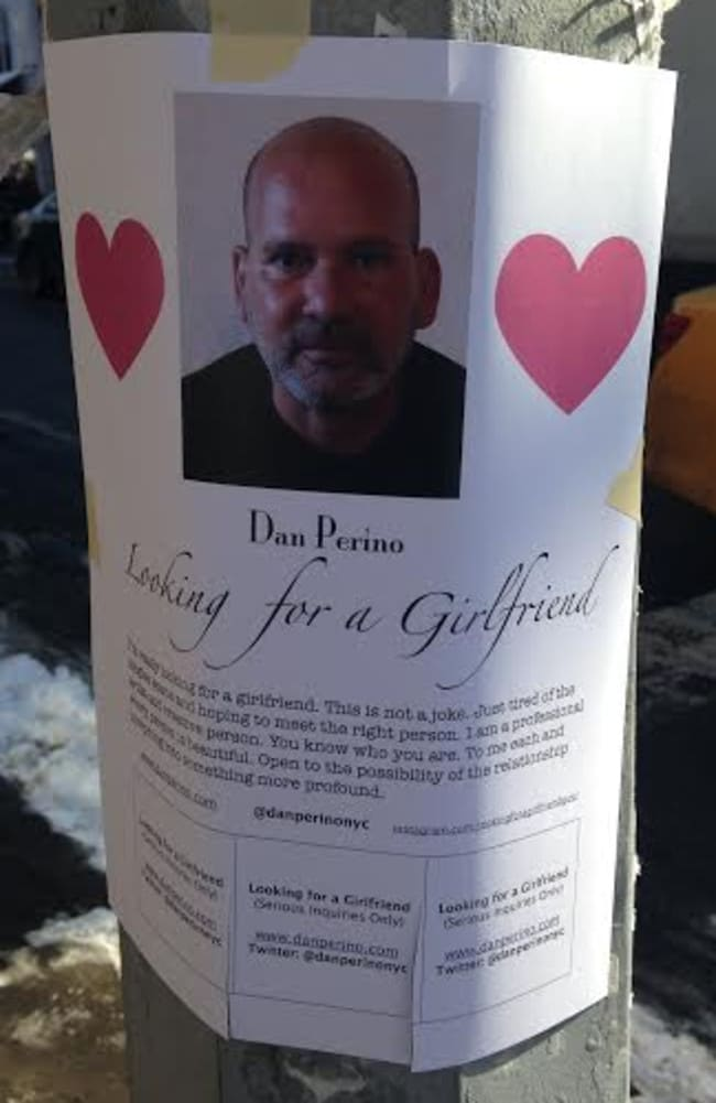 Who needs Tinder? Dan Perino's bold approach has led to hundreds of dates, but is it all a hoax?