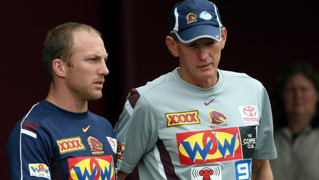 Lockyer and Bennett were champions together at the Broncos.