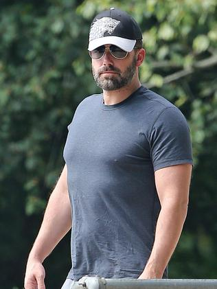 Ben Affleck says he understands why Jennifer Garner opened up about their marriage split. Picture: Turgeon-Winslow/Splash News