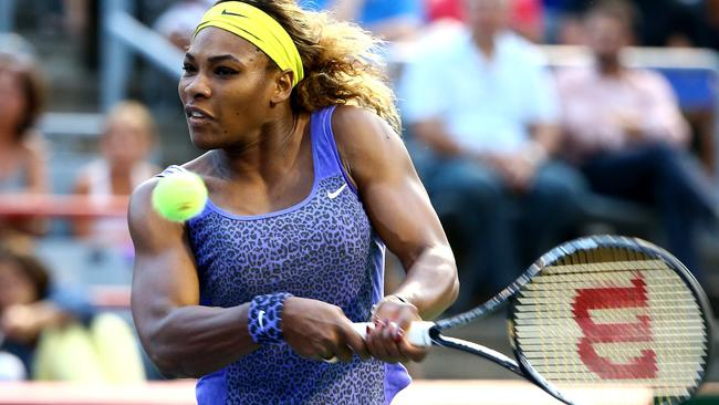 Serena Williams exacted revenge on Sam Stosur