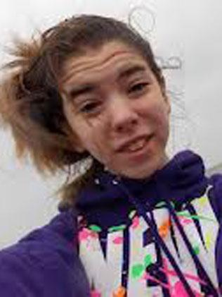Angela Dresch, 13, died when her Staten Island home was hit by the storm surge during Superstorm Sandy. Picture: Facebook
