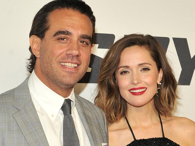 Bobby Cannavale and Rose Byrne. Picture: Splash
