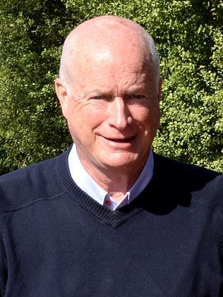 Former Transport Department chief Rod Hook.