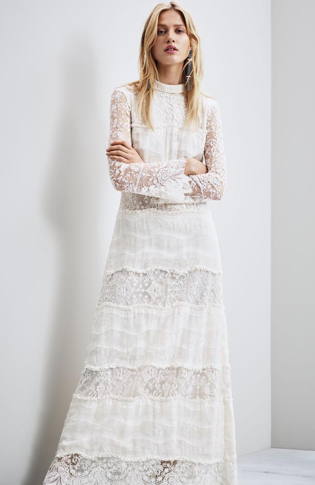 Wedding dresses: H&M and ASOS put cheap and chic gowns on retail racks