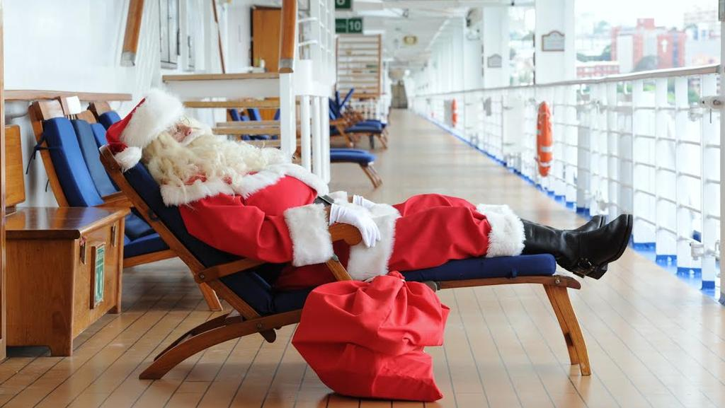 What Its Like To Celebrate Christmas On A Cruise Ship