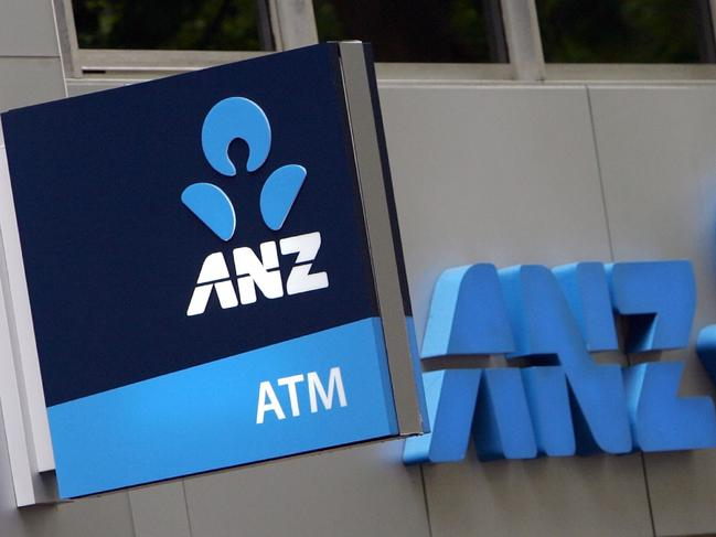 ANZ boss defends profit slump