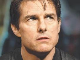 How Tom Cruise cheated death