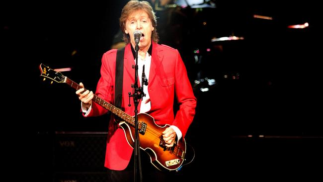 Paul McCartney classics will be performed by a seven-piece band of Adelaide musos.