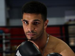 Billy Dib - upcoming fight