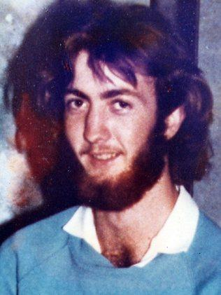 Anthony John Jones, from Perth, Western Australia, before he went missing in1982.