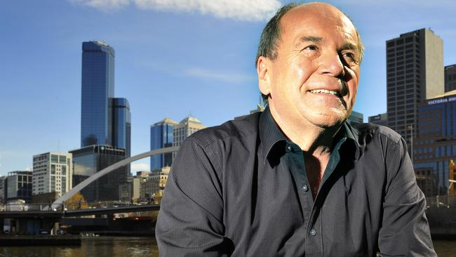 Not impressed ... Glenn Shorrock. Picture: News Corp Australia