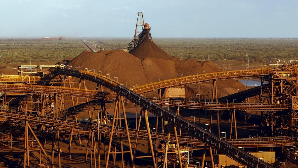 Fortescue Metals Eyes Full Year Production Lift From